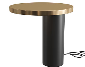 3D Cylinda Table Lamp