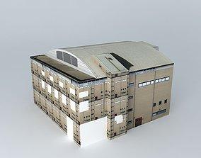 Leeds College of Music 3D model