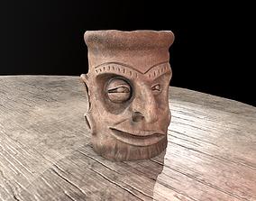 Aztec mug 3D print model
