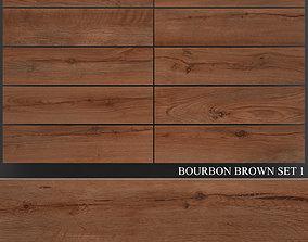 Peronda Bourbon Brown Set 1 3D model
