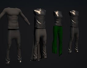 character clothing 3D