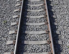 Railroad 3D route