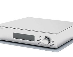 Silver Stereo Equalizer 3D