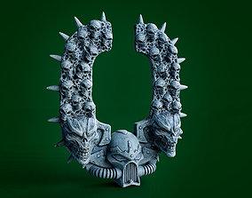 3D printable model Kharn Warhammer 40000