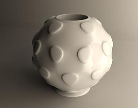 Sphere flowerpot 2 SMALL 3D print model