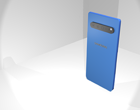 Samsung galaxy s10 plus 3D model phone