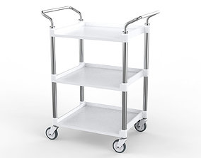 Generic Cart Transport Small 01 3D model