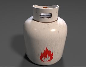 3D Gas Tank PBR