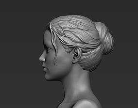 Hair Sculpt 07 3D