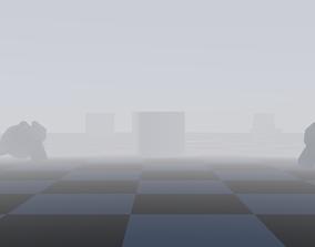 Mist in Cycles Blender 3D