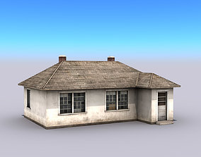 House Building 3D asset