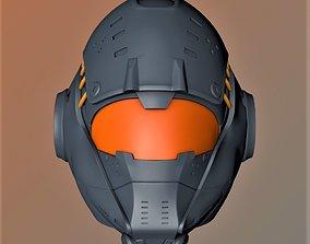 B-90 Helmet for 3D Print model