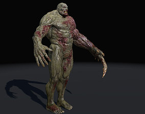 Monster Enforcer 3D asset