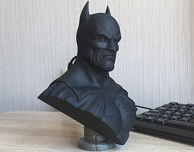 3D printable model dccomics Batman Bust