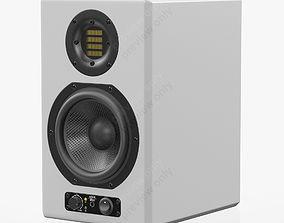 Adam Audio ARTist 5 Gloss White 3D
