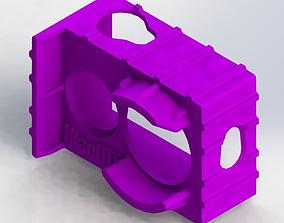 3D print model XiaoMI Yi ExoPro Case Vortex 250