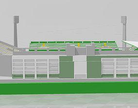 Chapecoense - Arena Conda 3D print model