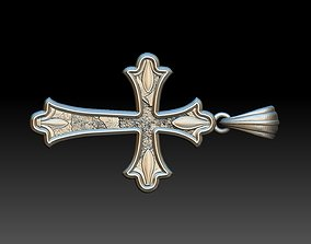 bas Cross 3D print model