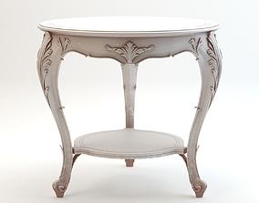 Chelini Sofa Table Art 1251 3D model