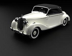 1939 Mercedes-Benz 170 S Cabriolet 3D
