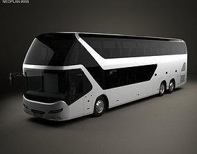 3D Neoplan Skyliner Bus 2010