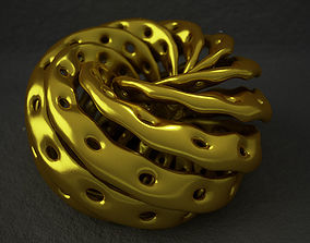 Math Object 0078 3D print model