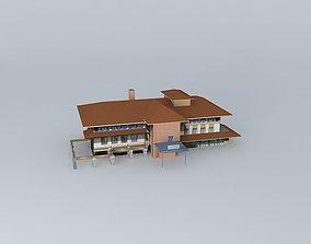 3D Legend szálló Hotel Legend