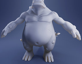Napoleon The Monster - 3D Print Model