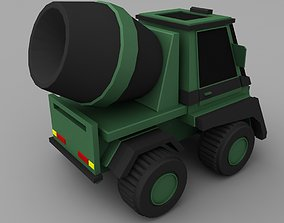 3D model Toys - Truck 001