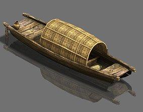 3D Game Medium City - Boat