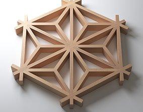 KUMIKO ASANOHA 3D PRINT DATA