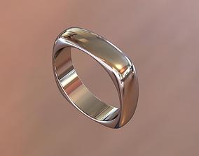 Square ring 3D print model