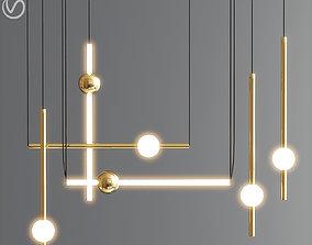 3D model Orion Tube Light