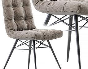 3D model New York Dining Chair