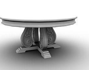 3D asset tabel