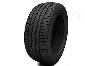 3D Tire Hankook Ventus S1