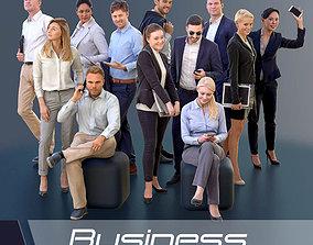 1002 Business Bundle 3D model