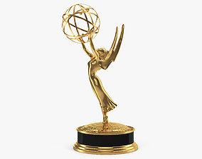 3D Emmy Trophy