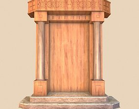 Small Holy Ark 3D asset