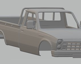 Nissan Junior 1970 Printable Body Truck