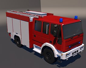 3D Iveco EuroFire FF 140 E 28