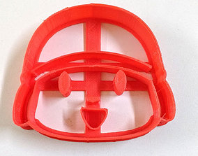 Pocoyo Cookie Cutter 3D printable model
