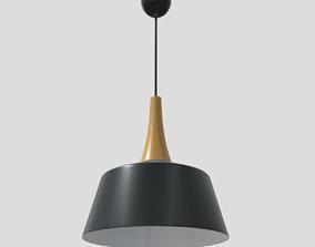 Ceiling Lamp 4 3D model VR / AR ready
