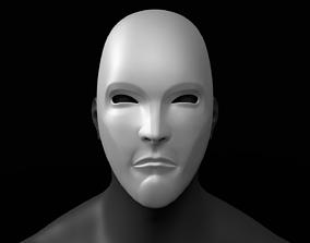 Batman Anarky Mask 3D Printable