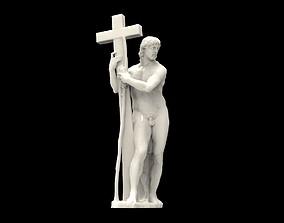 Resurrected Christ 3D printable model