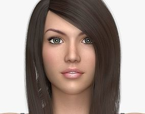 Doris 3D asset