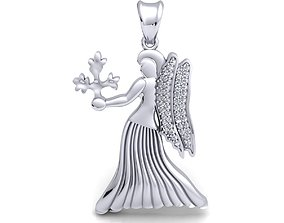 body Virgo Pendent 3d Model