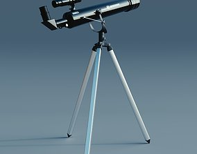 3D Telescope With Tripod