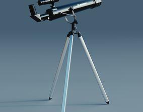 3D Telescope With Tripod