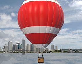 3D Balloon Hot Air